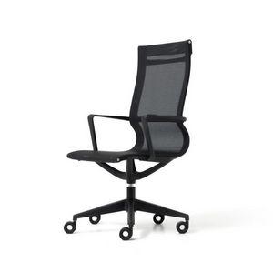 Liberty 5 Klingen, Executive Bürostuhl, ergonomisch, aus nicht verformbarem Netz