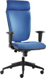 Orion SY-CPL mit Kopfstütze, Executive Bürostuhl, mit verstellbarer Kopfstütze
