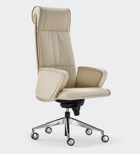 PARLAMENT, Bürostuhl mit hohem Komfort