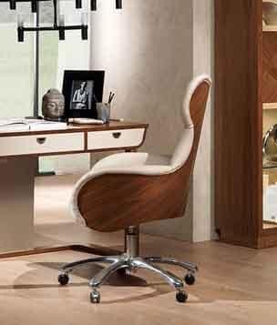 Gut PO59 Cartesio, Drehstuhl Für Büros Im Klassischen Zeitgenössischen Stil