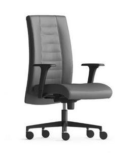 TAIT, Semi-direktionaler Sessel, synchronisierte Bewegung