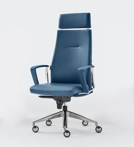 TRENDY, Komfortabler ergonomischer Bürostuhl