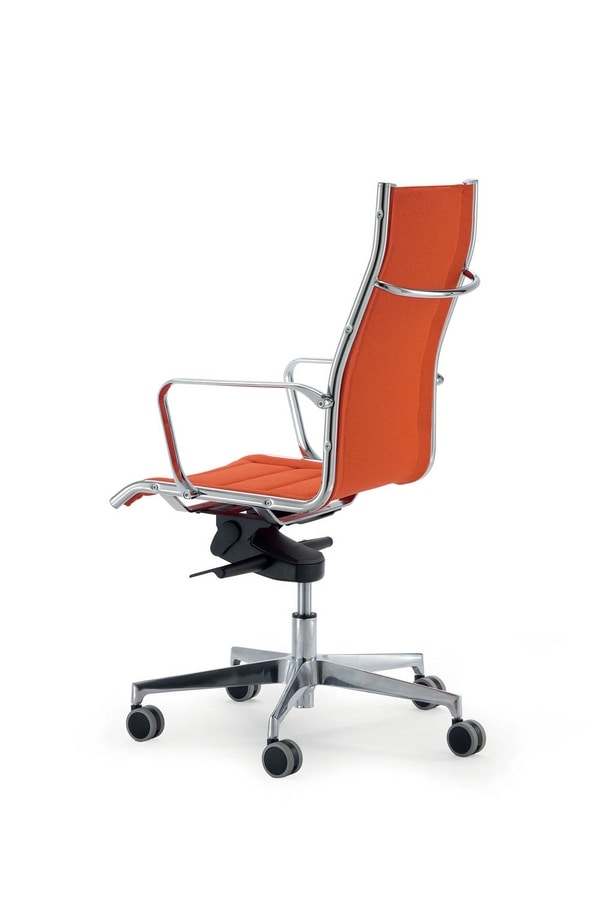 UF 545 / A, Weiß Chefsessel ideal weißen modernen Büro