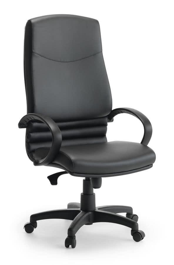 Digital 01, Chefsessel mit Kippmechanismus, für das Büro