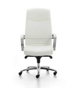 Digital CR 01, Directional gepolsterten Stuhl mit hohem Rücken für Büro