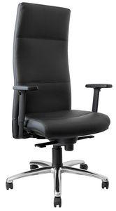Futura groß, Bürostuhl mit hoher ergonomischer Rückenlehne