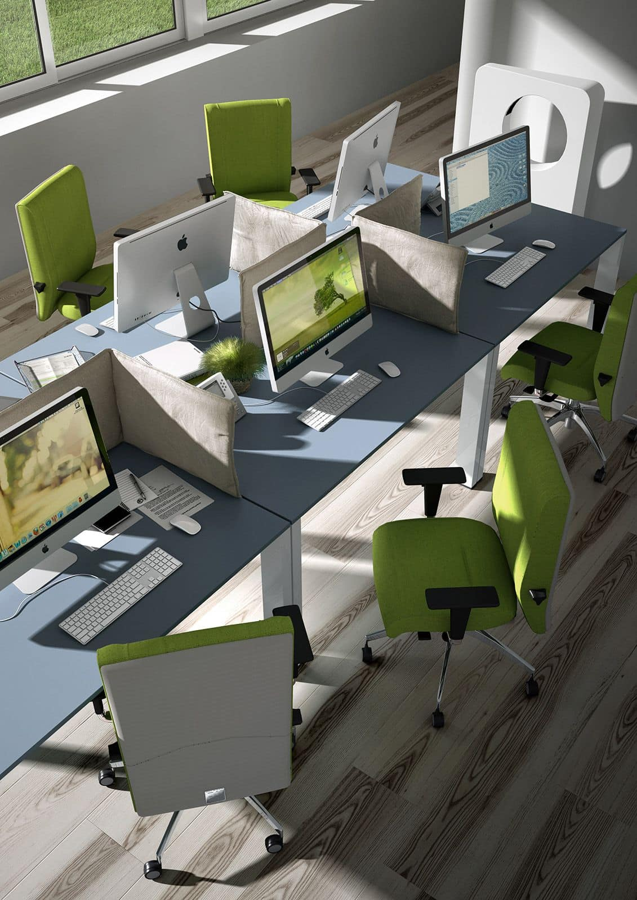 Non Stop task 24hc, Operativen Bürostuhl, verstellbar