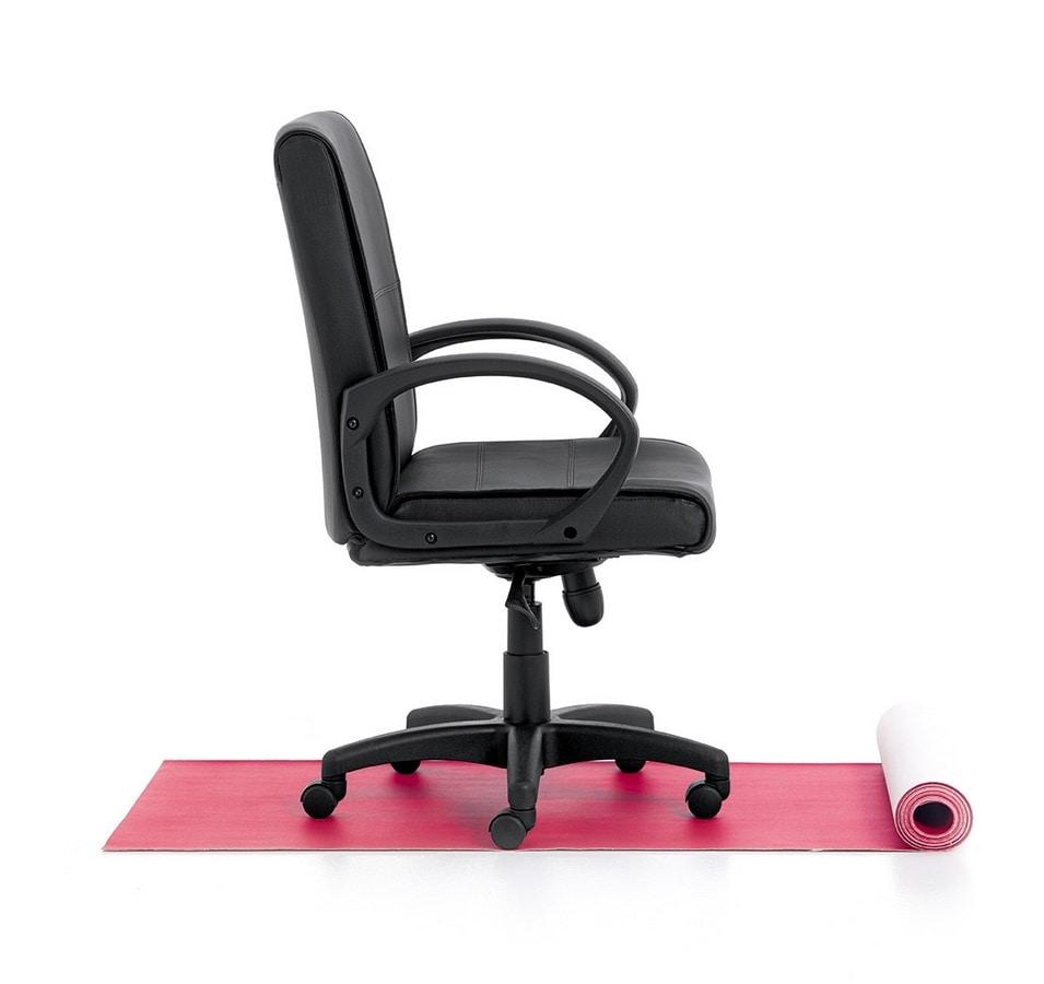 Texas 02, Directional niedrigen Stuhl mit Spannungsregler