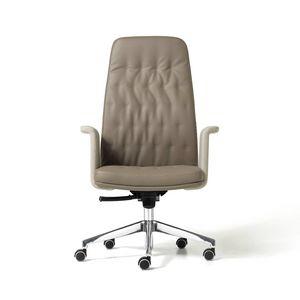 Artu, Office-Chefsessel mit selbstbremsenden Räder
