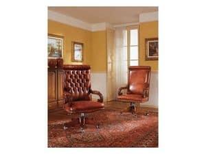Cheope, Kostbaren Sessel für Luxus-Büros