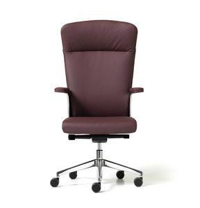 Halfpipe, Stuhl mit Armlehnen und Räder, für die Rezeption und Hotel