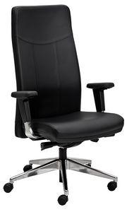 Oxford groß, Bürosessel mit verstellbarem Sitz und Rückenlehne