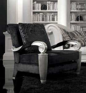 Bild von Poltrona Orpheo, verstellbarer stuhl