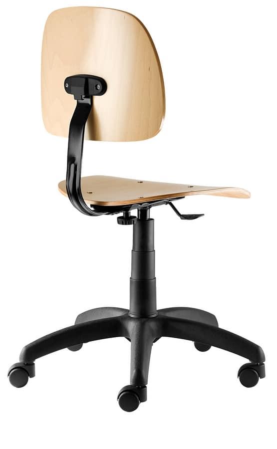 Stuhl auf rollen stuhl sessel mit rollen with stuhl auf - Stuhl auf rollen ...