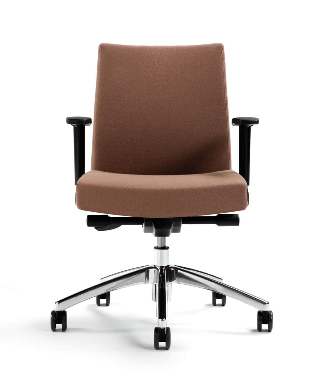 M2 task, Stühle mit Rädern für Verwaltungsbüro