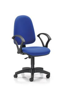 New Ekos 660+670, Bürostuhl mit hoher Rückenlehne