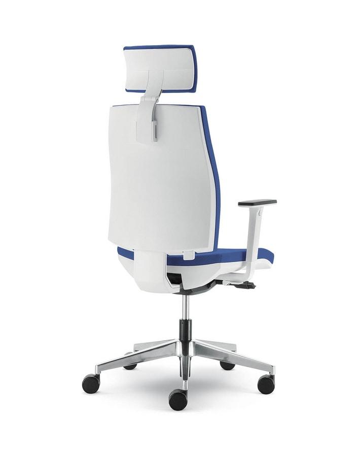 UF 442 A, Weichen Stuhl mit Nylonhülle, für moderne Büro