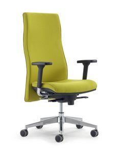 UF 444 / A, Aufgabe Bürostuhl, ergonomisch und luxuriös