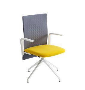 Elodie Manager U, Schalldämpfender Stuhl für das Büro
