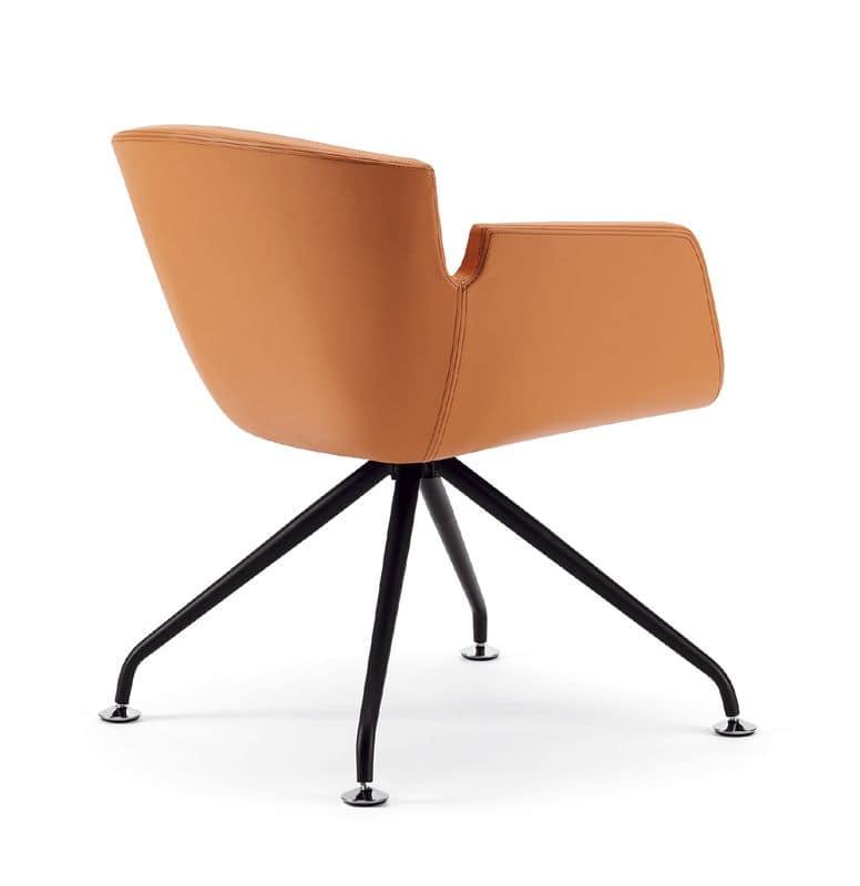 polster monocoque sessel f r konferenzs le idfdesign. Black Bedroom Furniture Sets. Home Design Ideas