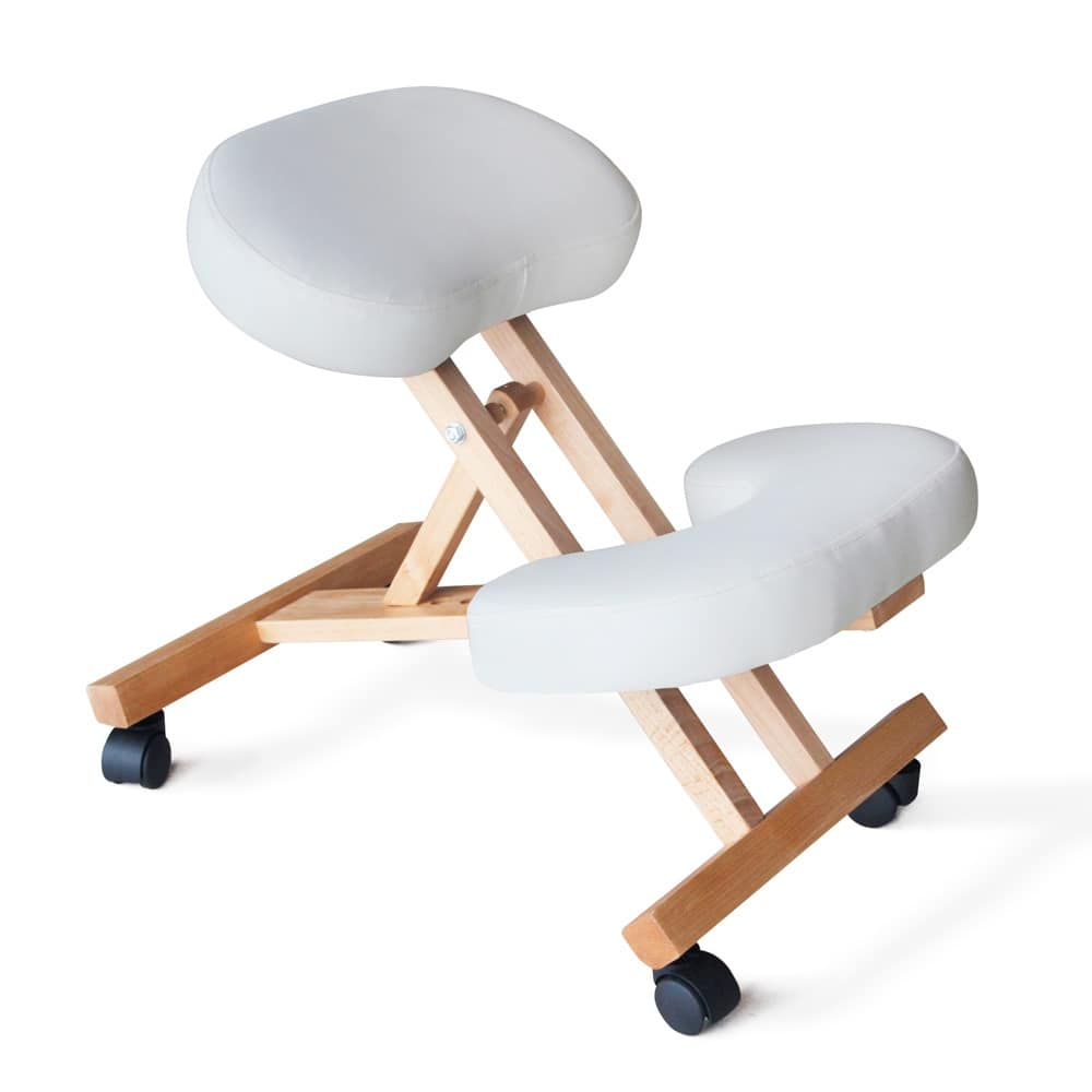 b rostuhl wei holz. Black Bedroom Furniture Sets. Home Design Ideas