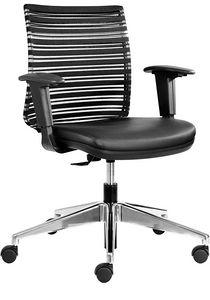 Prestige niedrig, Bürostuhl mit niedriger Rückenlehne, für Besprechungsraum