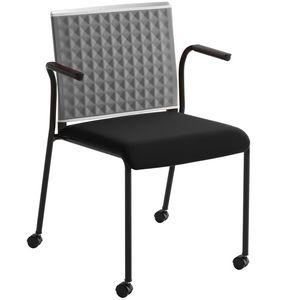 Teckel T B R, Bürostuhl mit Armlehnen
