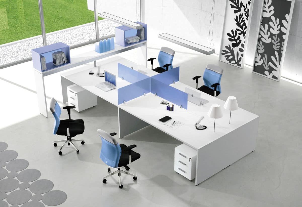 Workstations für moderne Büros geeignet   IDFdesign