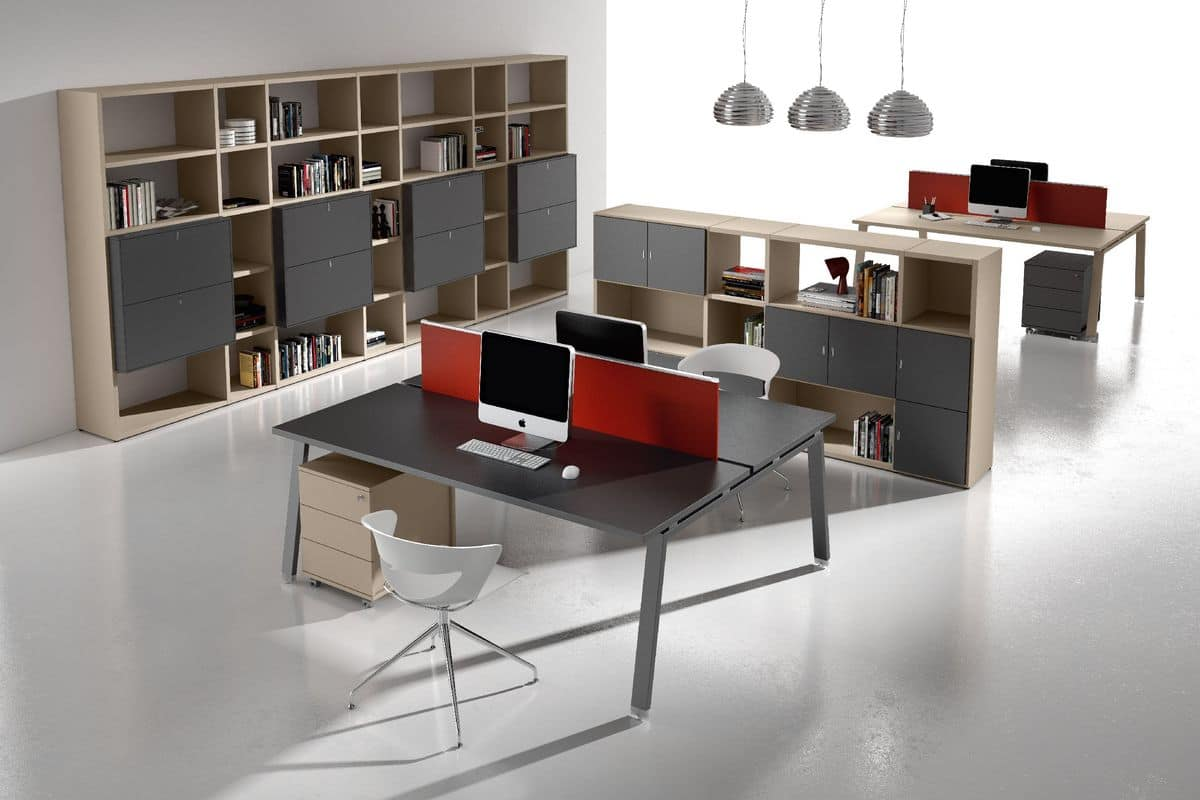 workstations ideal f r call center idfdesign. Black Bedroom Furniture Sets. Home Design Ideas