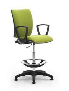 Sprint stool, Bequemer und verstellbarer Stuhl für längere Zeit