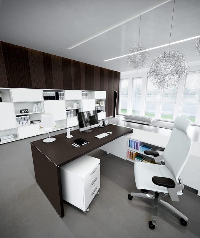 modularer schreibtisch freiraum idfdesign. Black Bedroom Furniture Sets. Home Design Ideas