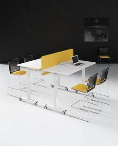 Telemaco A, Hoher Tisch fürs Büro
