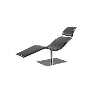 Maja, Thick Leather Chaise Lounge