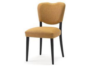 Mia-S1, Stuhl mit geformter Rückenlehne