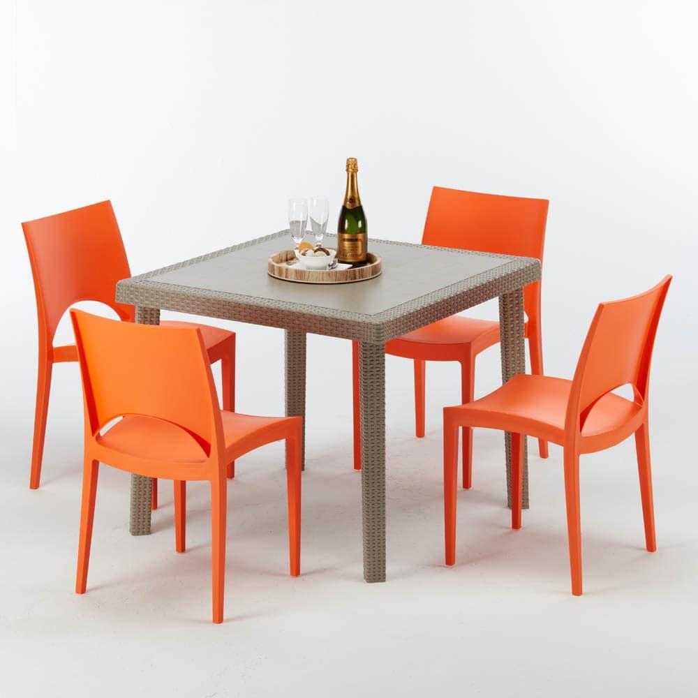 rattan couchtisch cheap gerumiges moderne dekoration. Black Bedroom Furniture Sets. Home Design Ideas