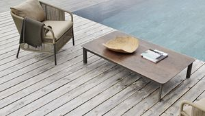 System Tabelle, Design kleinen Tisch im Freien