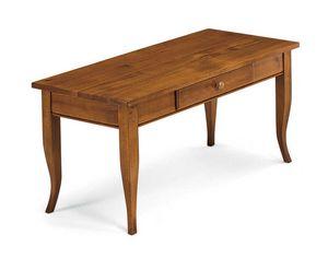 Art. 398, Couchtisch aus Holz mit Schublade