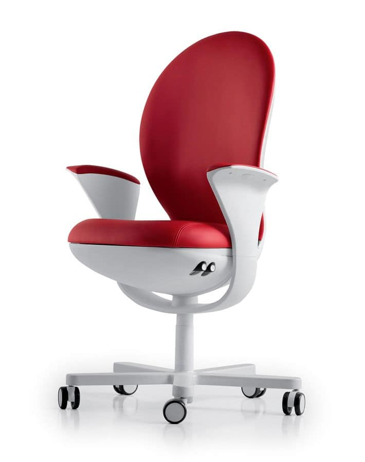 Aufgabe b rostuhl voller ergonomische anpassungen idfdesign for Design stuhl aufgabe