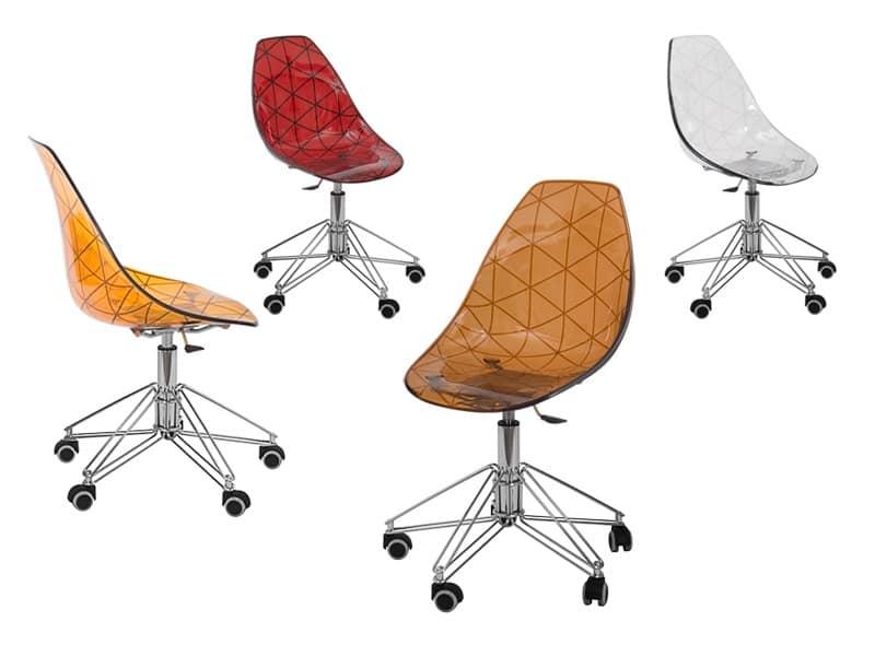 b rostuhl drehstuhl gaslift stabbasis idfdesign. Black Bedroom Furniture Sets. Home Design Ideas