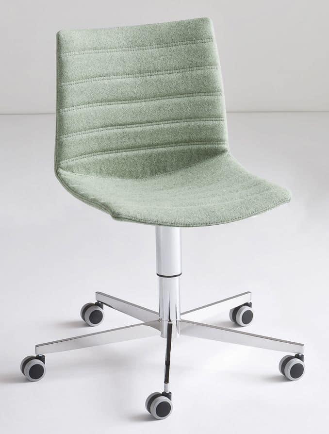 Kanvas 5R, Drehstuhl mit verstellbarer Lift, für das Büro