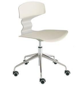 Tolo 5R, Bürostuhl, drehbar und mit Rädern