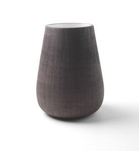 La Lun Vase, Dekorative Keramikvase