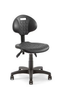 Teknik 01, Sitz auf Rollen für Arbeitsumgebungen
