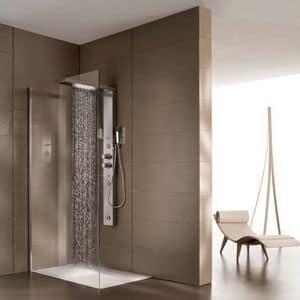 Bristol Box 2, Multifunktionale Dusche für Touristendorf