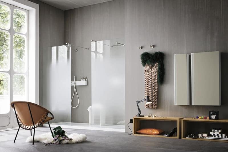 Bodengleiche Dusche Komplettset : Corian F?r Dusche : Minimalem Duschkabinen, Multifunktions