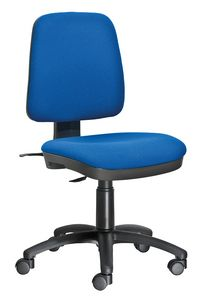 Ariel CPL niedrig, Einfacher Bürostuhl für Schreibtischarbeit