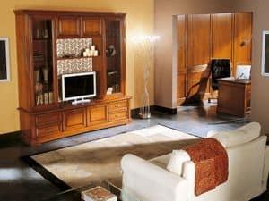 M bel modulare systeme und wohnw nde klassischen stil idfdesign - Einrichtung aus italien klassischen stil ...