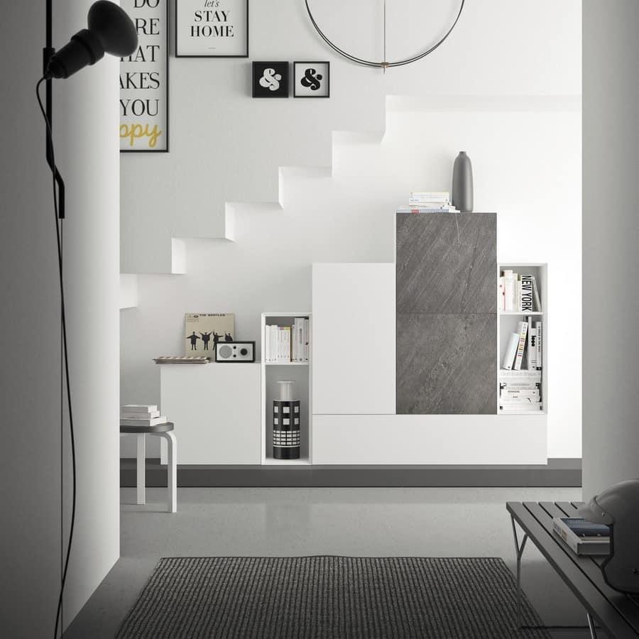 Wandsystem Fur Wohnzimmer Mit Hoher Qualitat Idfdesign