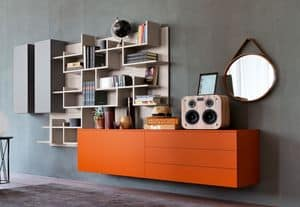 Citylife 02, Modulare Systeme für moderne Wohnräume geeignet