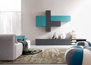 Citylife 45, Zusammensetzung für Wohnräume, anpassbare